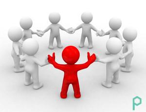 Социальные сети могут помочь построить команду и продвинуть бизнес