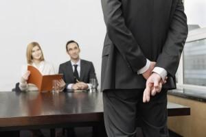 Устроиться на работу, чтобы проверить надежность организации