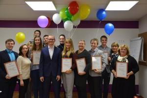 Первый поток школы Риторики в Перми получает дипломы