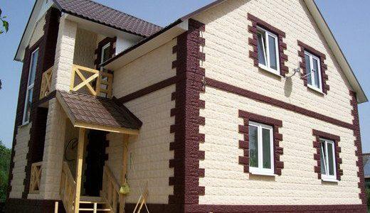 Лилия: дома из пазогребневых блоков в Перми