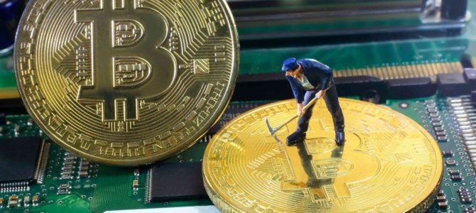На сколько большие средства вкладываются в майнинг криптовалют?